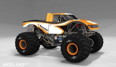 Revamped Crd Monster Truck 1.14 [0.12.0]